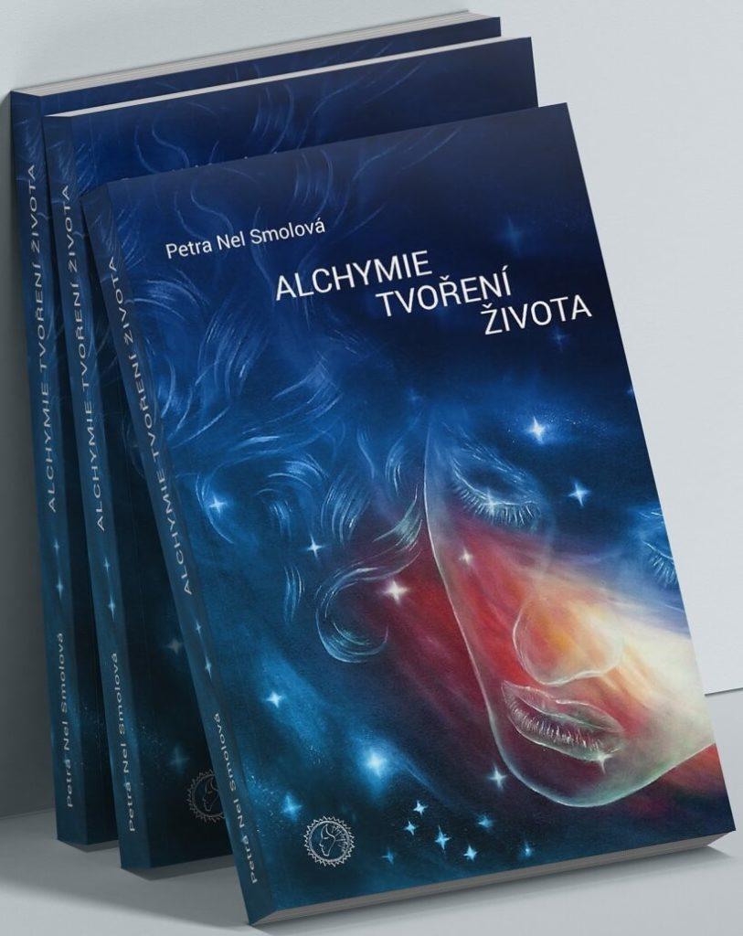 """knihy """"Alchymie tvoření života"""""""